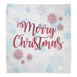 Merry Christmas 2 Bandana