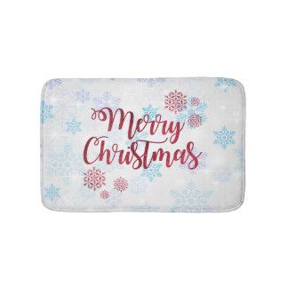 Merry Christmas 2 Bath Mat
