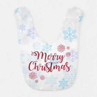 Merry Christmas 2 Bib