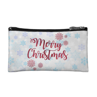 Merry Christmas 2 Cosmetic Bag