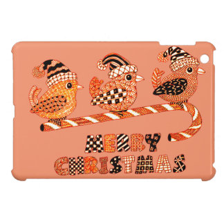 Merry Christmas 2 iPad Mini Cover