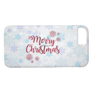 Merry Christmas 2 iPhone 8/7 Case