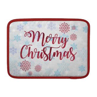 Merry Christmas 2 MacBook Sleeve