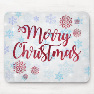 Merry Christmas 2 Mouse Pad