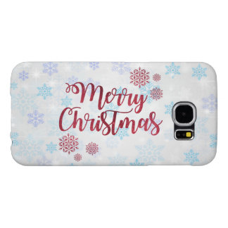 Merry Christmas 2 Samsung Galaxy S6 Cases