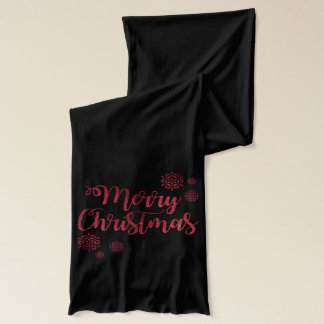 Merry Christmas 2 Scarf
