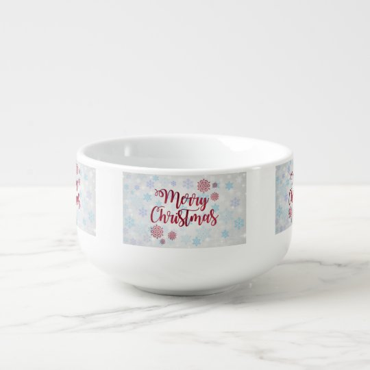Merry Christmas 2 Soup Mug
