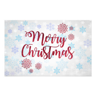 Merry Christmas 2 Stationery