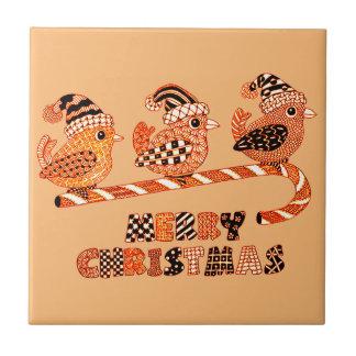 Merry Christmas 2 Tile
