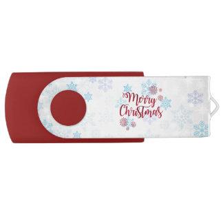 Merry Christmas 2 USB Flash Drive