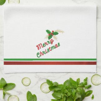Merry Christmas 4 Kitchen Towel