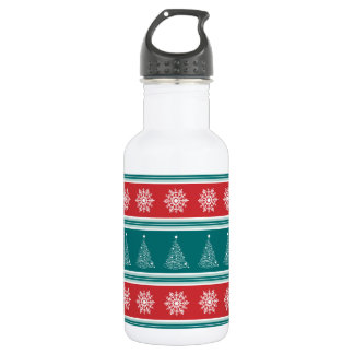 Merry Christmas 532 Ml Water Bottle