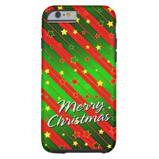 Merry Christmas 88 Tough iPhone 6 Case