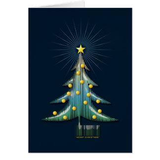 Merry Christmas | Adorable Christmas Tree Card
