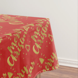Merry Christmas | Adorable Gifts Tablecloth