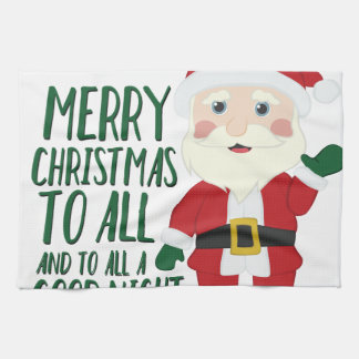 Merry Christmas All Towel