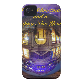 Merry Christmas and a Happy New Year Case-Mate iPhone 4 Case