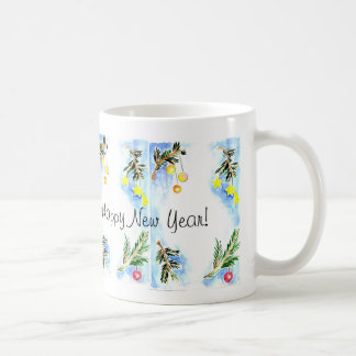 Merry Christmas and A Happy new Year! Coffee Mug