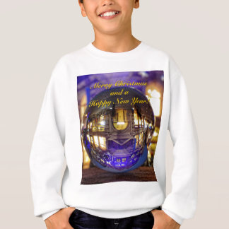 Merry Christmas and a Happy New Year Sweatshirt