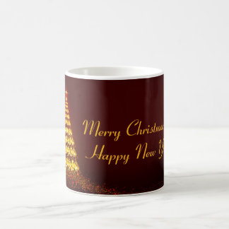 Merry Christmas and Happy new Year! Coffee Mug