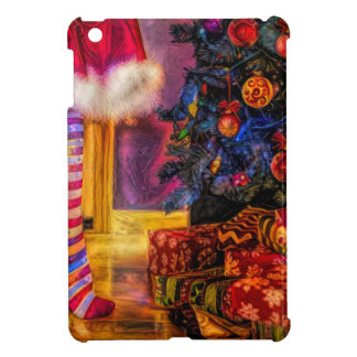 Merry Christmas and Happy new year iPad Mini Covers