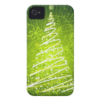 merry christmas and happy new year iPhone 4 Case-Mate cases