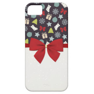 merry christmas and happy newyear iPhone 5 cases