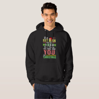Merry Christmas and Santa Claus Hoodie