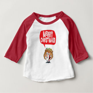 Merry Christmas Baby Baby T-Shirt