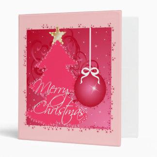 Merry Christmas Binder