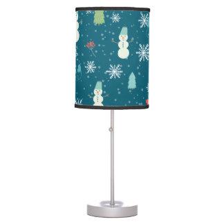 Merry Christmas bundle pattern - Noel pattern Table Lamps