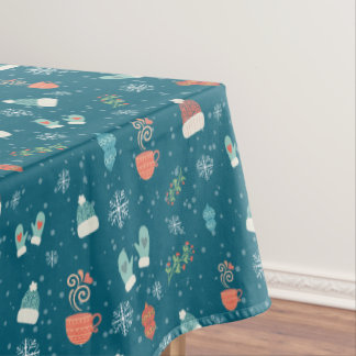 Merry Christmas bundles pattern - noel pattern Tablecloth