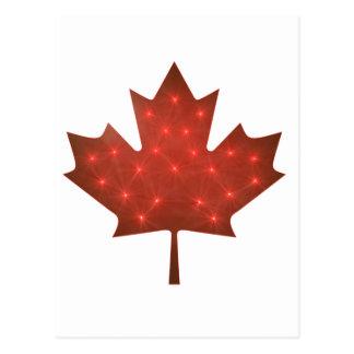 Merry Christmas, Canada Postcard