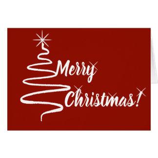 Merry Christmas Card