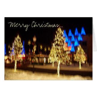 Merry Christmas... Card