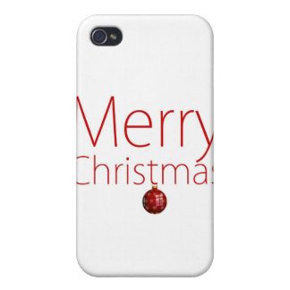 Merry Christmas! Case For iPhone 4