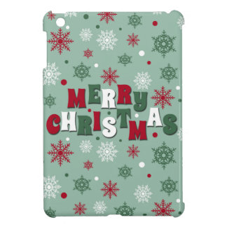 Merry Christmas Case For The iPad Mini