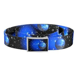 Merry Christmas celestial ornament Belt