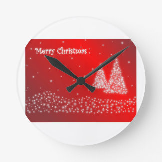 Merry Christmas Clocks