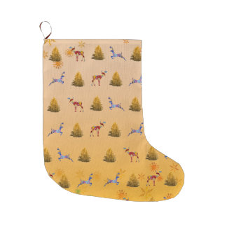Merry Christmas Custom Christmas Stocking