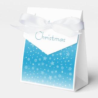 Merry Christmas Custom Tent Favour Box Wedding Favor Box
