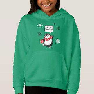Merry Christmas Cute Penguins Shirt