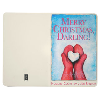 Merry Christmas, Darling! pocket journal