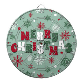Merry Christmas Dartboards