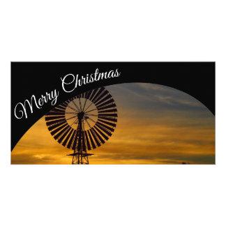 Merry Christmas from Australia photo card