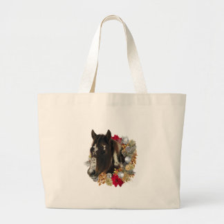 Merry Christmas From Brayley Large Tote Bag