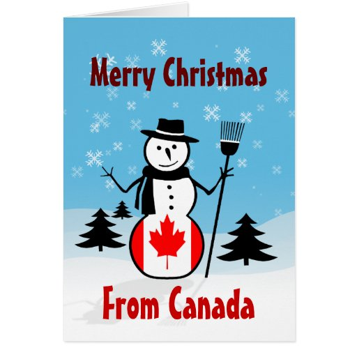 Christmas Greeting Cards Canada