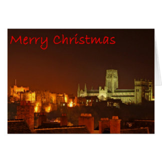 Merry Christmas from Durham Card