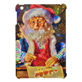 Merry Christmas from Santa Cover For The iPad Mini