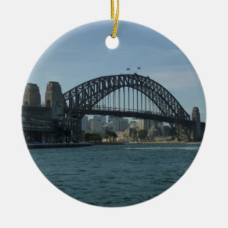 merry Christmas from Sydney Ceramic Ornament